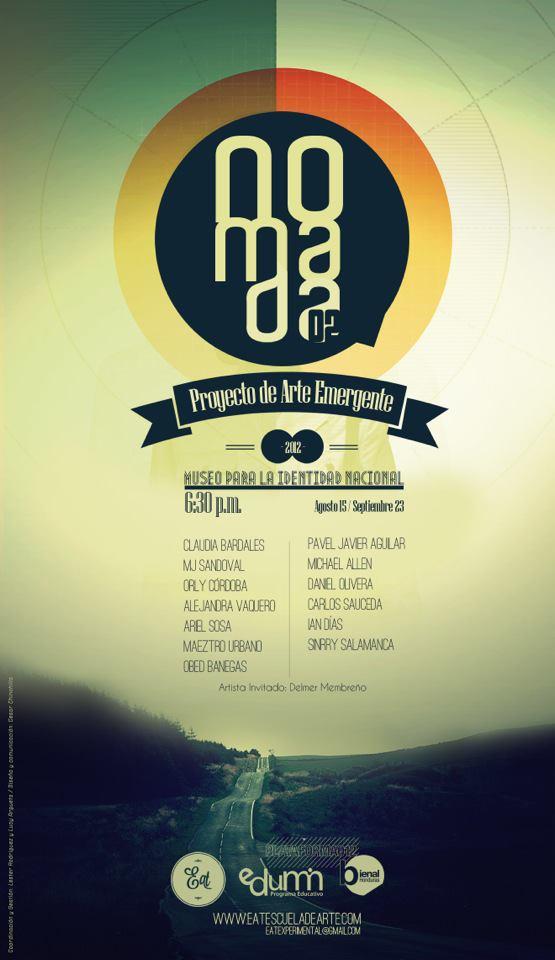 Afiche Nómada 02