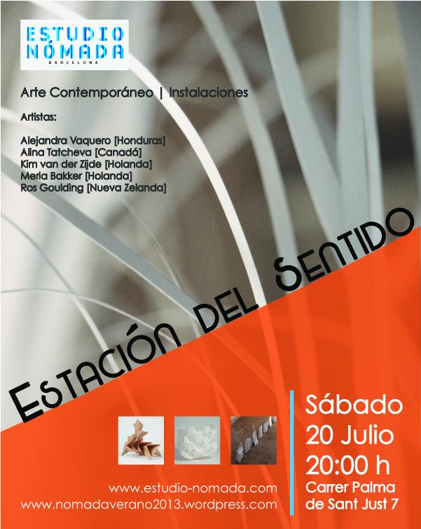 Afiche de Exposición