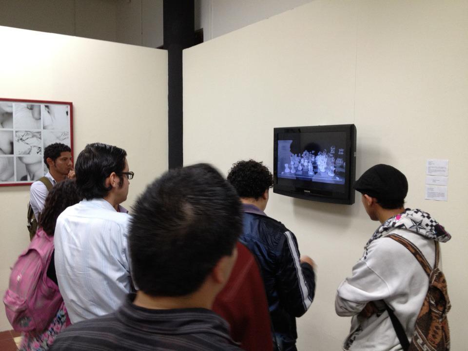 Inauguración de Nómada 02 en el Museo para la Identidad Nacional en Tegucigalpa